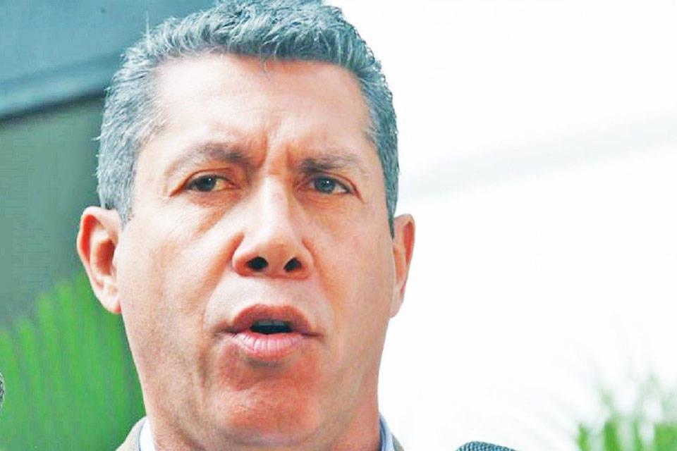Henry Falcón. Foto: Correo del Orinoco