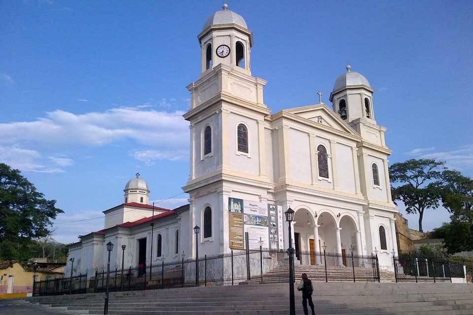 Iglesia Santa Inés Cumaná
