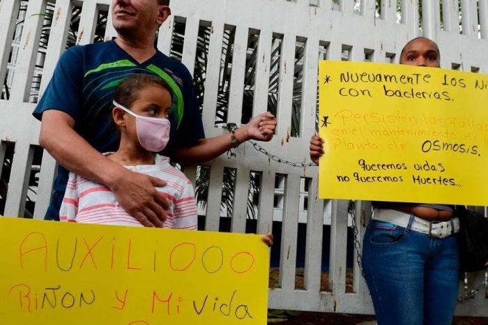 CIDH extendió medidas cautelares a 13 servicios del hospital J.M de los Ríos