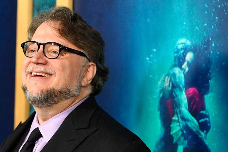 La forma de agua de Guillermo del Toro