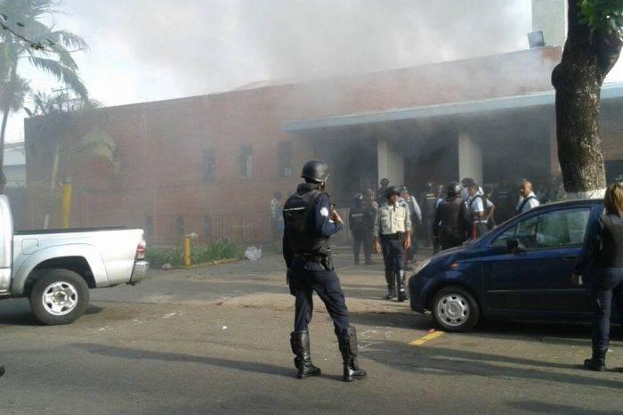 Gobierno rompe silencio tras motín en Policarabobo
