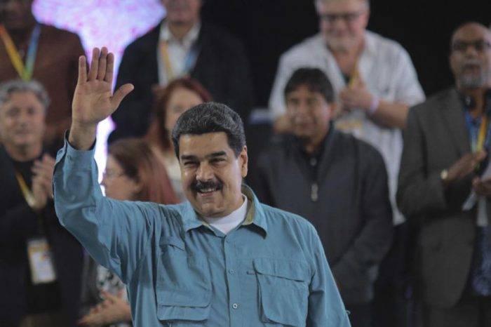 Maduro prometió solventar crisis económica luego de ganar elecciones