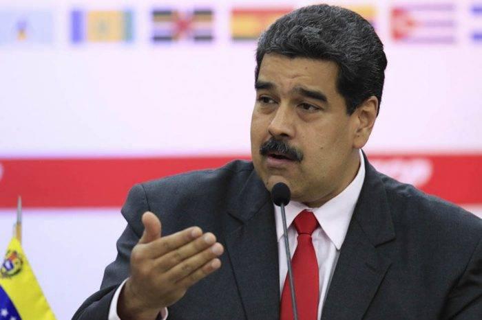 Maduro irá a Lima y llevará una réplica de la espada de Bolívar