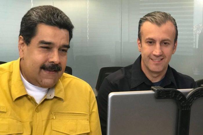 Maduro anuncia aumento del 58% en el salario mínimo