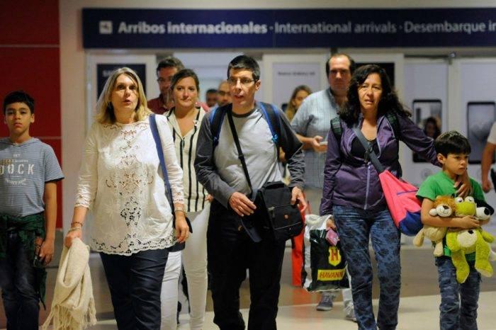 Preso político Marcelo Crovato llegó a Argentina tras escaparse de Venezuela