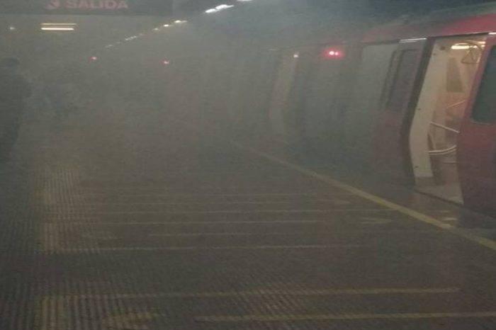 Reactivan parcialmente actividad en la estación Chacaíto del Metro de Caracas