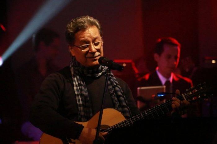 Miguel Ángel Bosch cantante Serenata Guayanesa