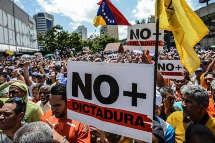 No-mas-dictadura-Foto: TeleSur