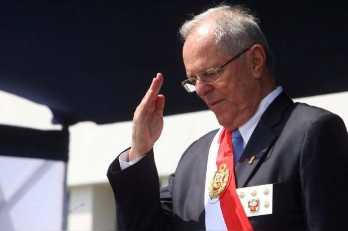 Congreso de Perú va de nuevo contra Kuczynski por caso Odebrecht