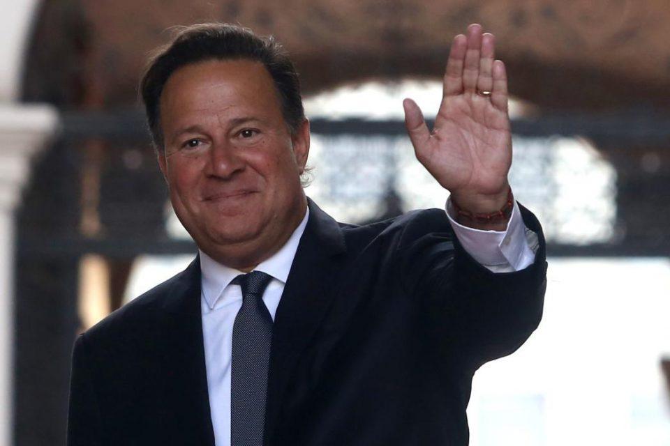 Juan Carlos Varela presidente Panamá