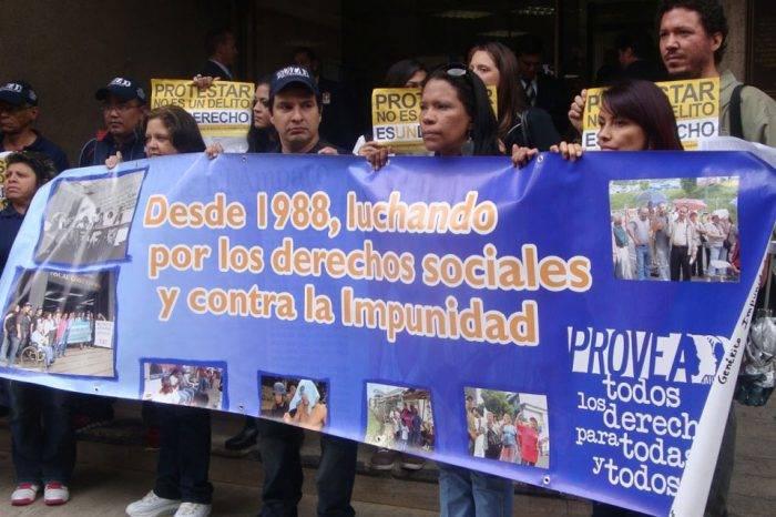 Provea renuncia a premio de DDHH concedido por la cancillería Argentina