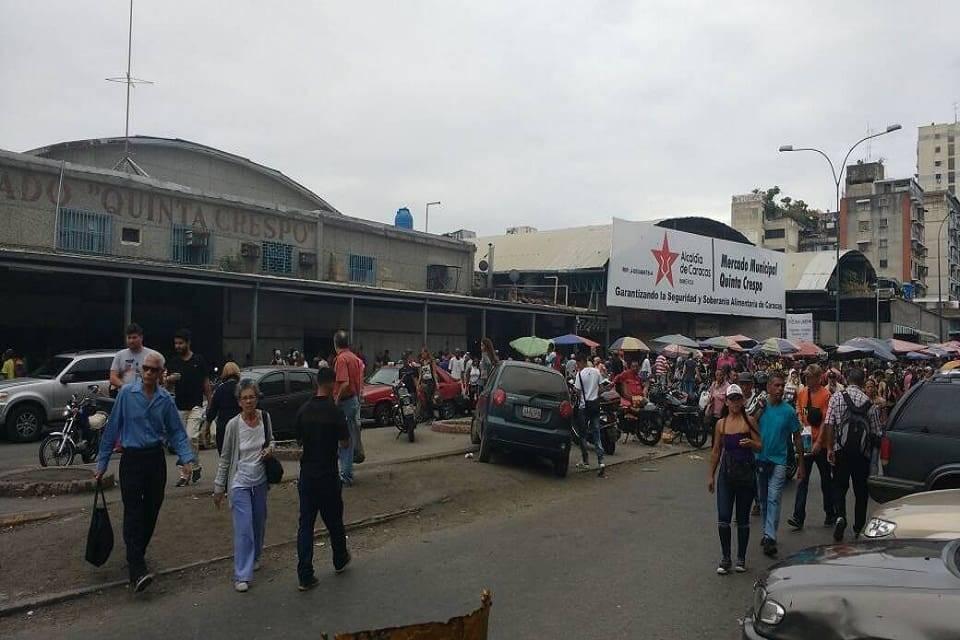 Mercado Quinta Crespo - Caracas