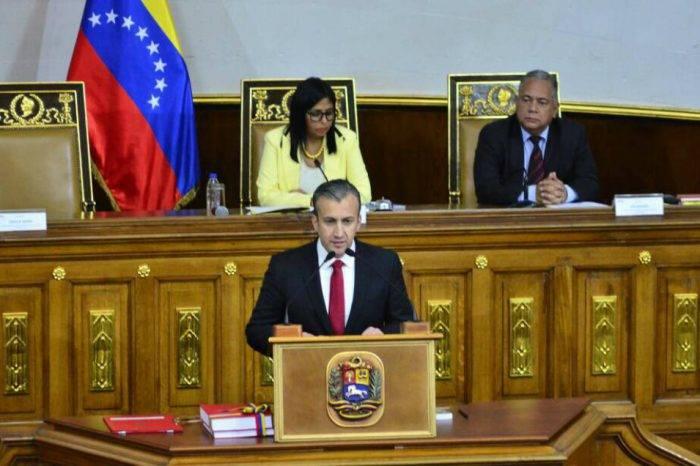 El Aissami pide orden de captura internacional contra Luisa Ortega Díaz