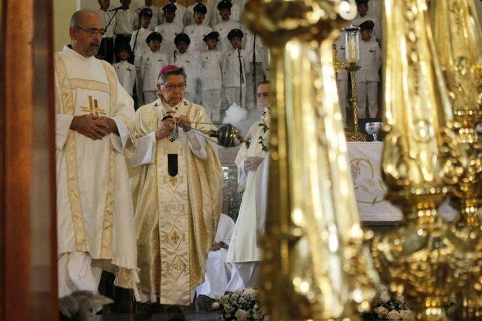 """Monseñor Ubaldo Santana resaltó que hay que tener """"sacerdotes heroicos"""" en Venezuela"""