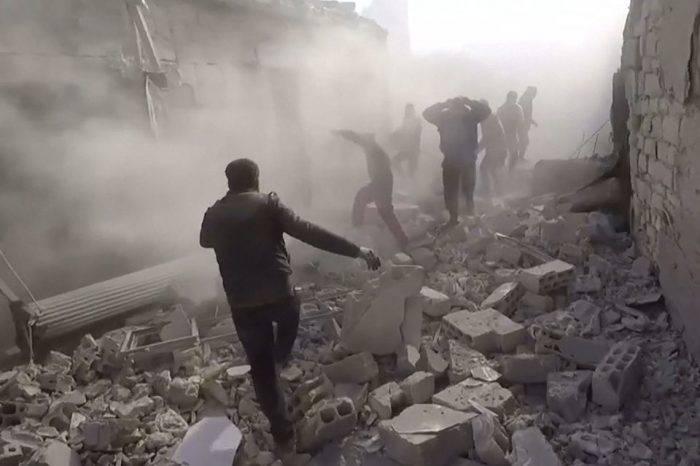 80 fallecidos y 300 heridos en Guta Oriental tras ataque químico