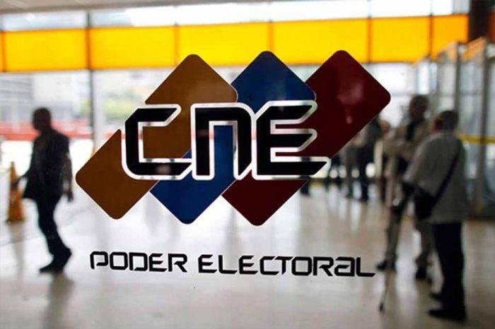 CNE abre proceso de renovación de partidos políticos el 13 de agosto