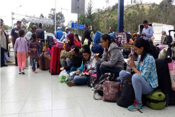 Diputada Arellano: Entre 70 y 80 mil venezolanos cruzan diariamente hacia Colombia