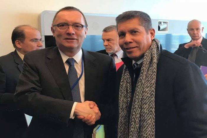 Falcón solicitó formalmente a la ONU participar en proceso electoral venezolano