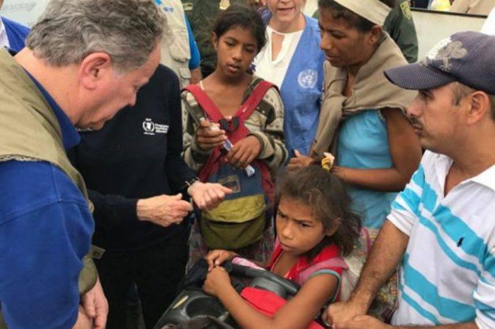 """ONU: crisis migratoria es """"un desastre humanitario y va a ir a mucho peor"""""""
