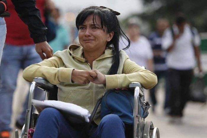 Venezolanos enfermos huyen a Colombia para buscar atención médica