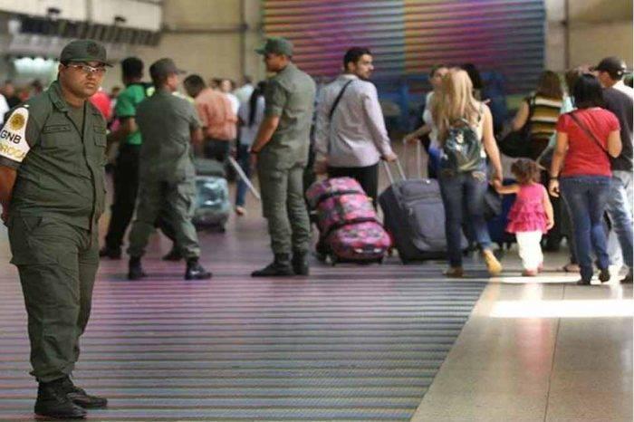 En Maiquetía el contrabando hacia Cuba se paga en dólares