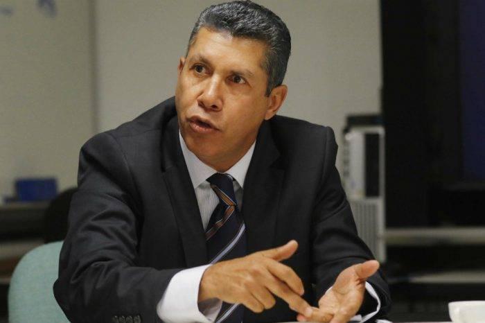 Henri Falcón afirma que aceptaría ayuda humanitaria de EEUU si gana el 20-M