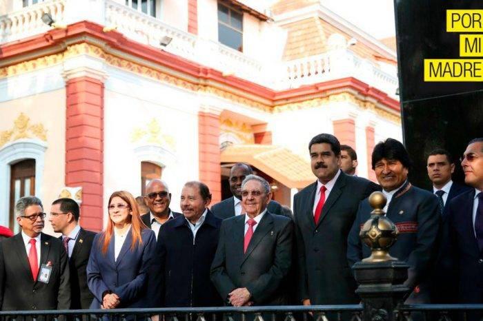Un homenaje a Hugo Chávez: sin los Chávez