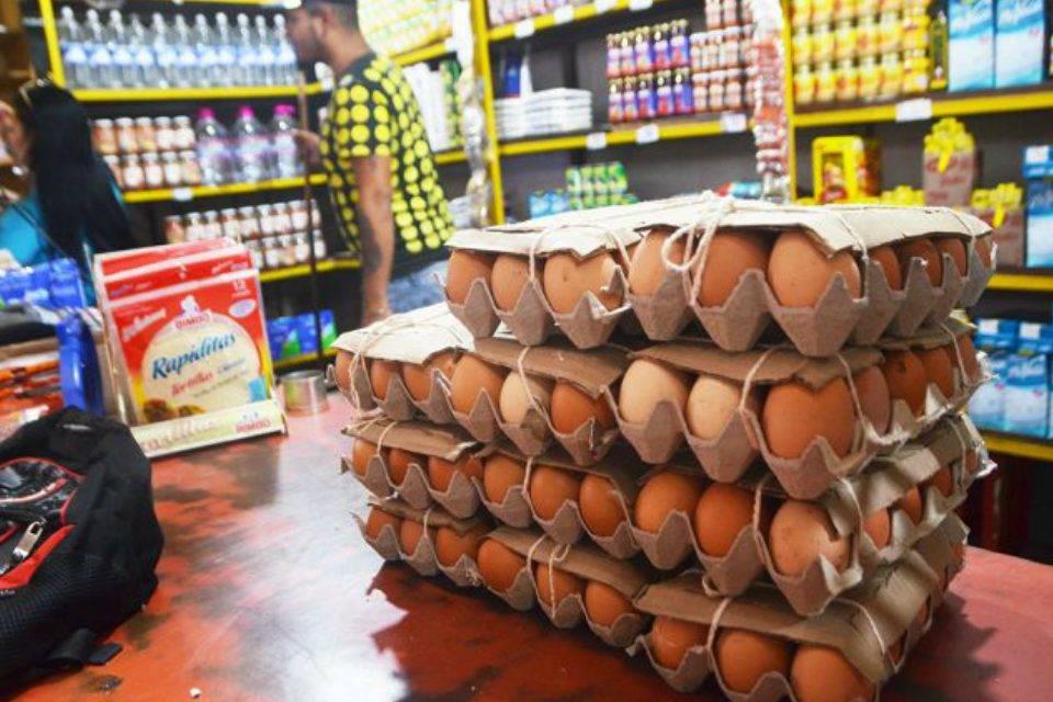 precio huevos 2