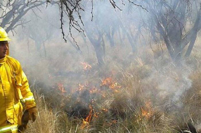 Incendios forestales no combatidos ocasionan la calima que ahoga a Caracas