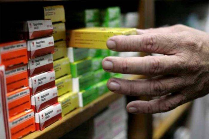 Escasez de medicinas en el país durante diciembre de 2019 fue de 56,4%, según Convite
