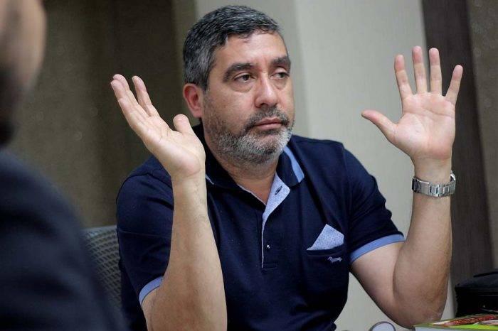 General Rodríguez Torres inició huelga de hambre amarrado a su cama