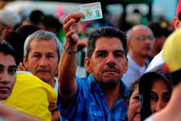 Acnur: Éxodo de venezolanos continuará durante 2018