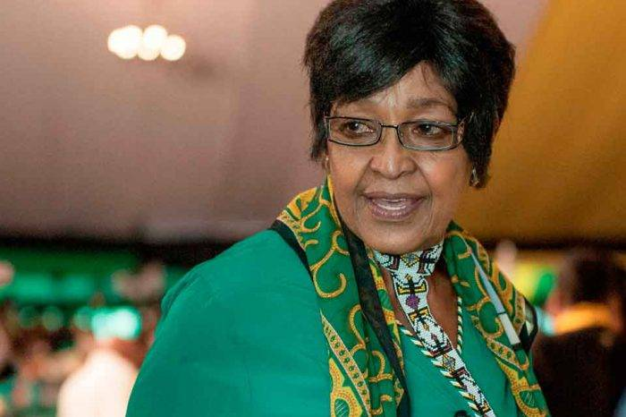 Murió a sus 81 años Winnie Madikizela, exesposa de Nelson Mandela