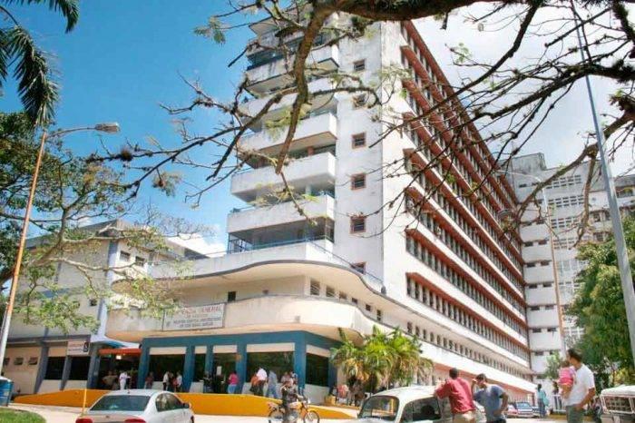 hospital central de san cristobal