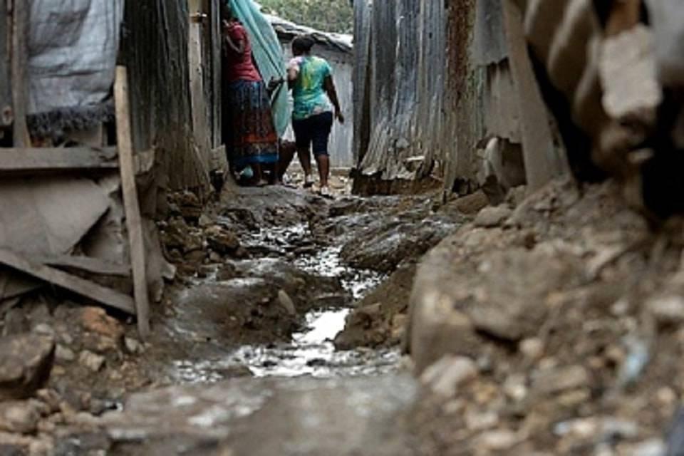 Pobreza en Venezuela