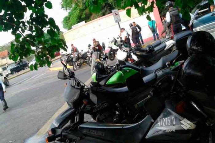 Militarizan hospital Central de Maracay ante protesta del sector salud
