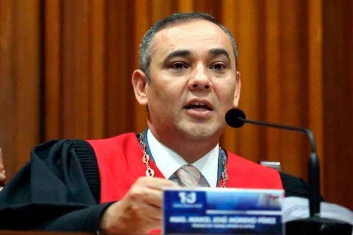 """Presidente del TSJ se reúne con embajador chino para """"fortalecer"""" justicia venezolana"""