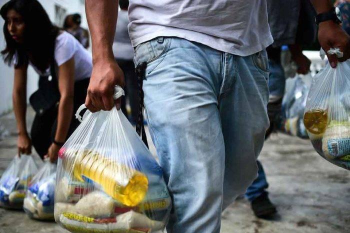 ONU: En 33% de hogares venezolanos se trabaja a cambio de comida
