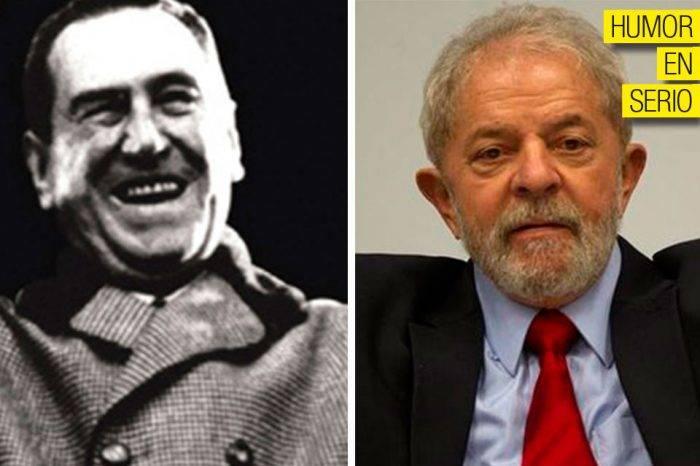 Perón y Lula