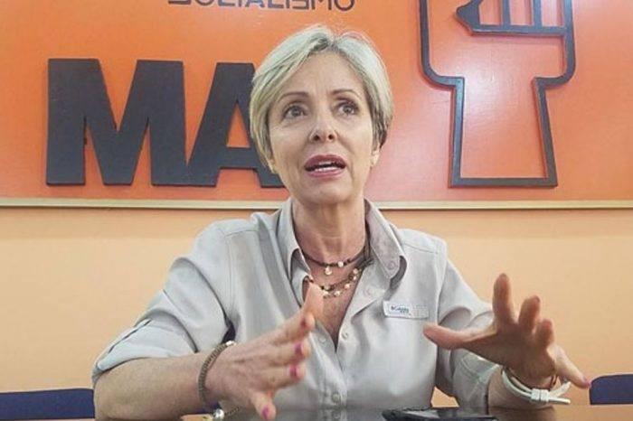 María Verdeal - MAS