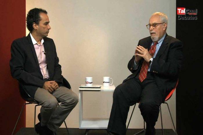 Ramón Guillermos Aveledo. Entrevista para TalCual Debates