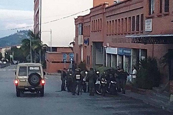 Instalaciones de Aguas de Mérida amanecieron militarizadas