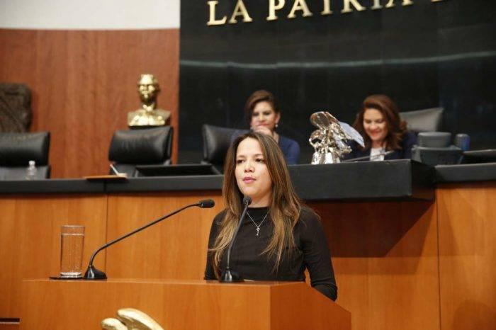 """Senadora mexicana exige """"trato digno"""" a venezolanos que llegan a ese país"""