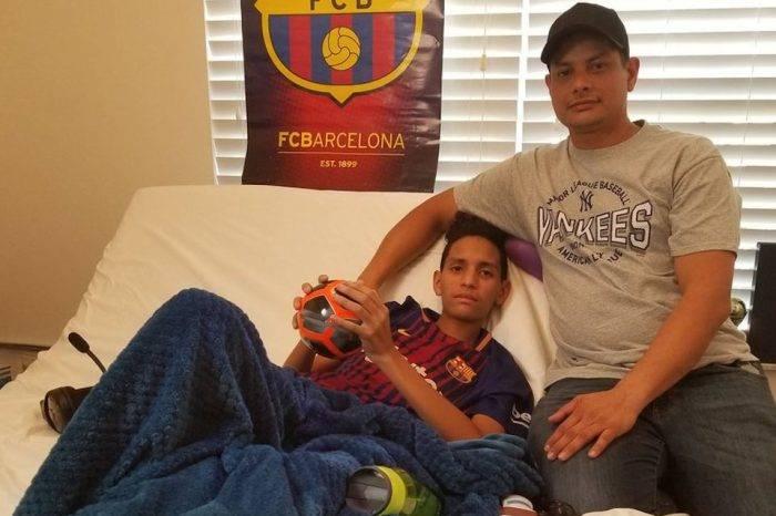 "Anthony Borges el ""Iron Man"" criollo aún sobrevive la tragedia de Parkland"