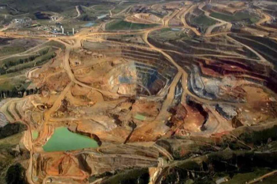 Minería ilegal Canaima