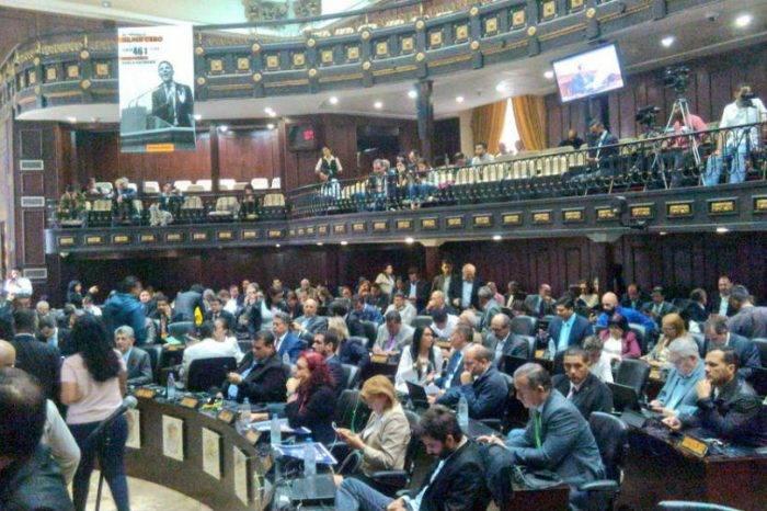 Asamblea Nacional aprueba que se realice juicio contra Nicolás Maduro