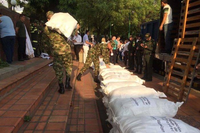 Gobierno de Colombia entregó ayuda humanitaria al Catatumbo