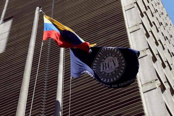 BCV publicó operaciones de mesas de cambio: entre 5.200 y 5.600 bolívares por dólar