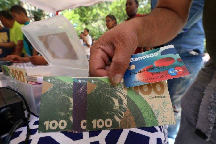 """PPT propone a la Constituyente que el """"caribe"""" sea de curso legal en Caracas"""
