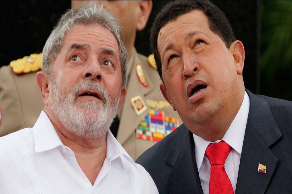 Hugo Chávez Lula da Silva